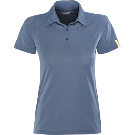 Ziener Clemenzia Polo Shirt Women dream blue